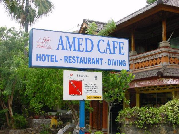 Amed Cafe & Bungalow