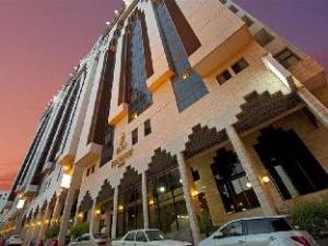 فندق ايلاف اجياد مكه المكرمة (Elaf Ajyad Hotel Makkah)