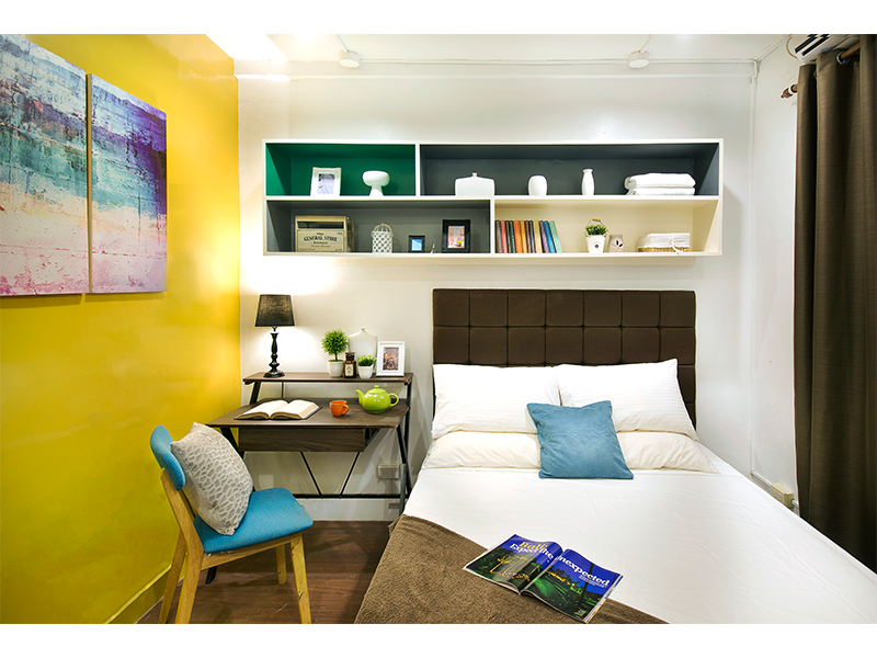 [Private Room 01] Poblacion Makati House
