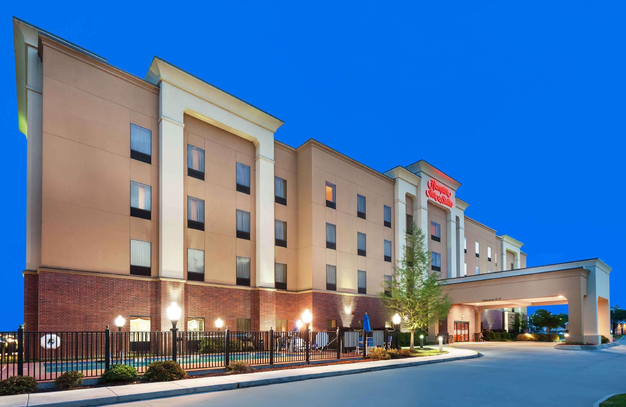 Hampton Inn And Suites Morgan City