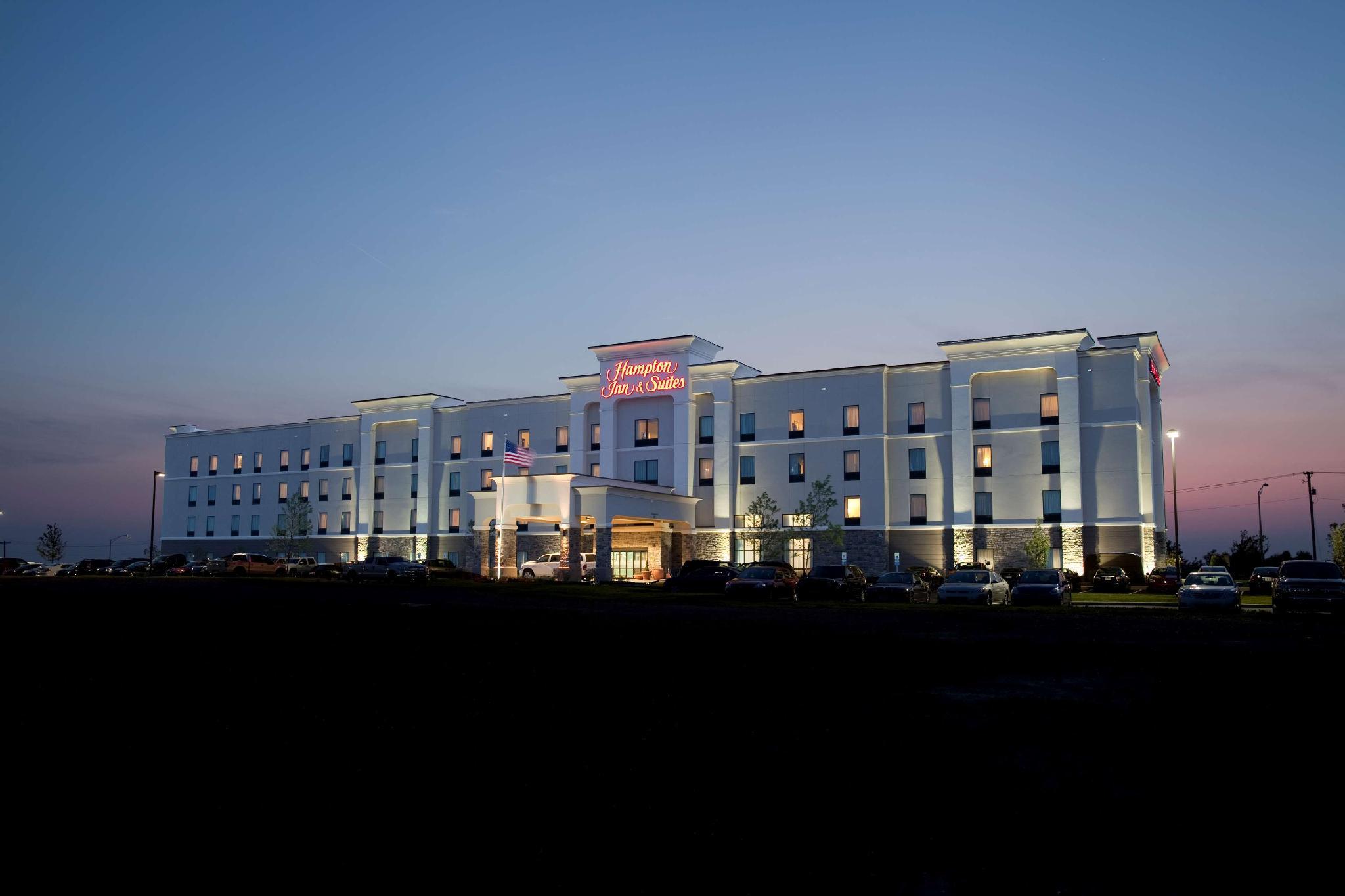 Hampton Inn And Suites Wheeling The Highlands