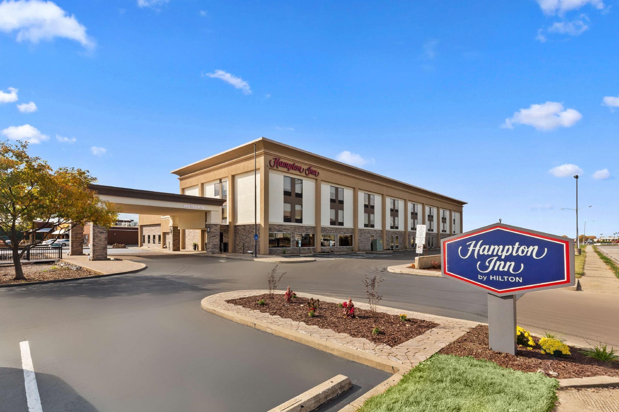 Hampton Inn St. Louis Collinsville