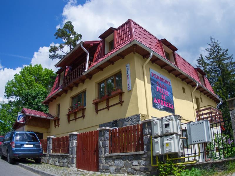 Vila Sinaia Felix