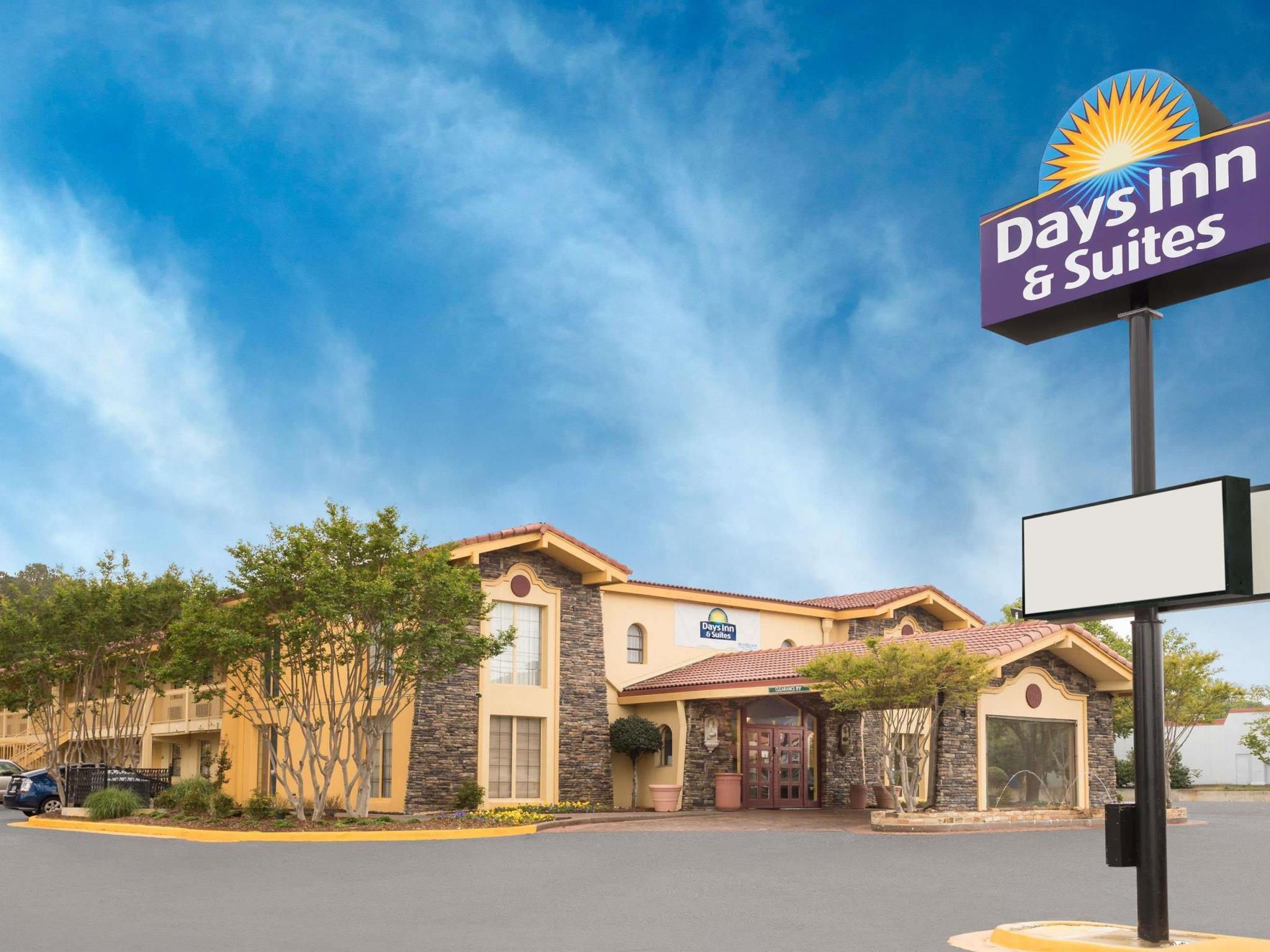 Days Inn And Suites By Wyndham Huntsville