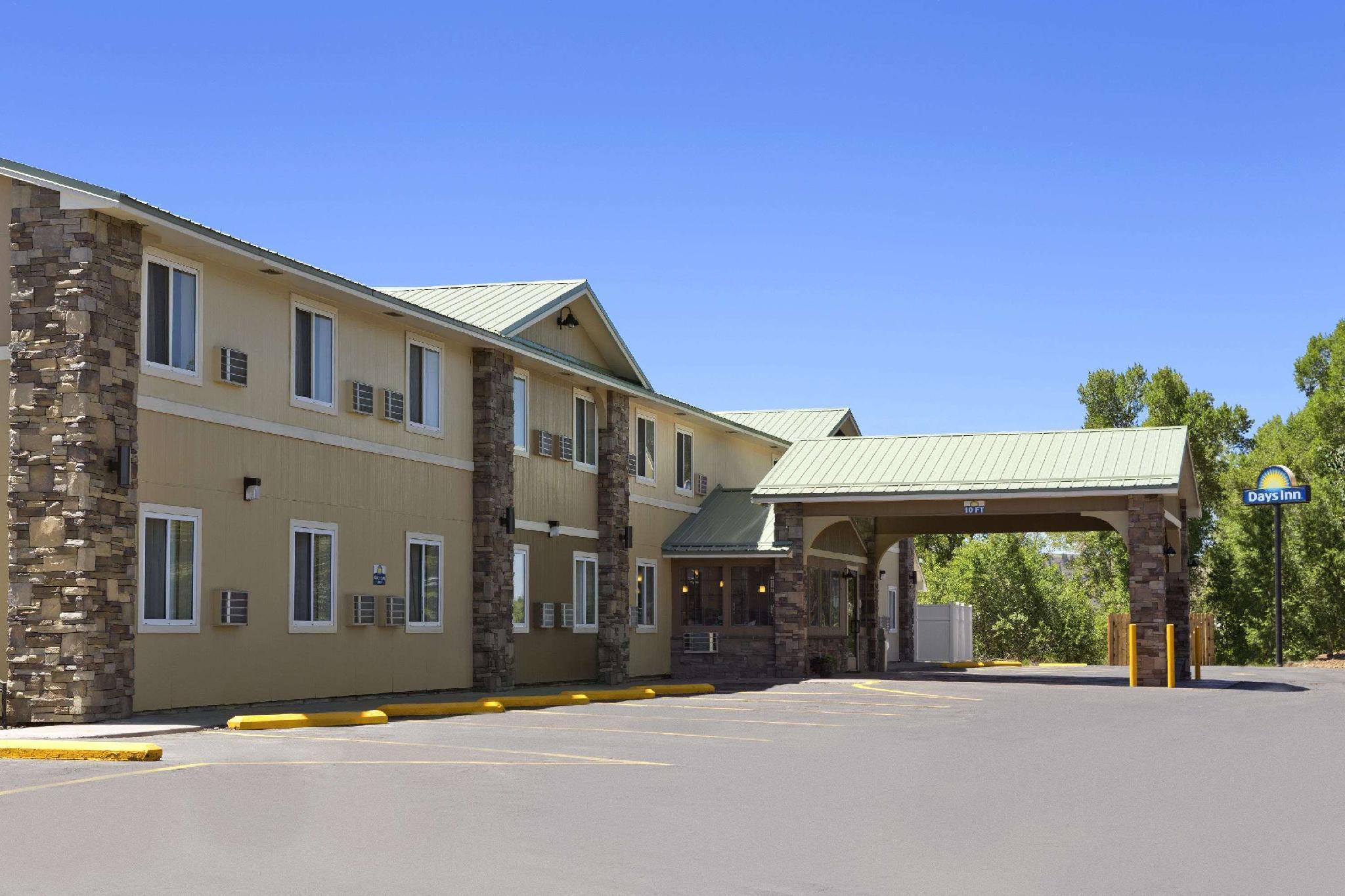 Days Inn And Suites By Wyndham Gunnison