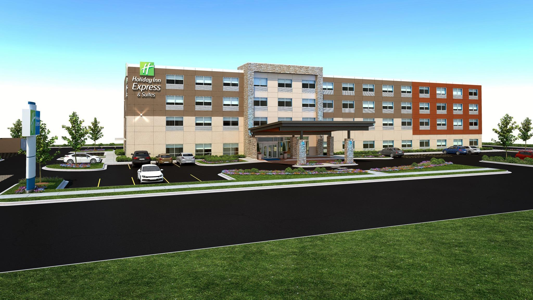 Holiday Inn Express And Suites Dodge City
