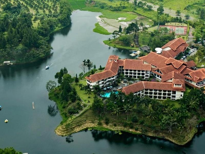 Hotel di Ciawi Dekat Lido - Lido Lakes Resort and Conference