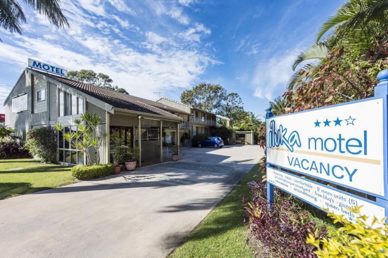 Iluka Motel NSW