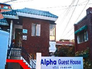 Shinchon Alpha Hostel