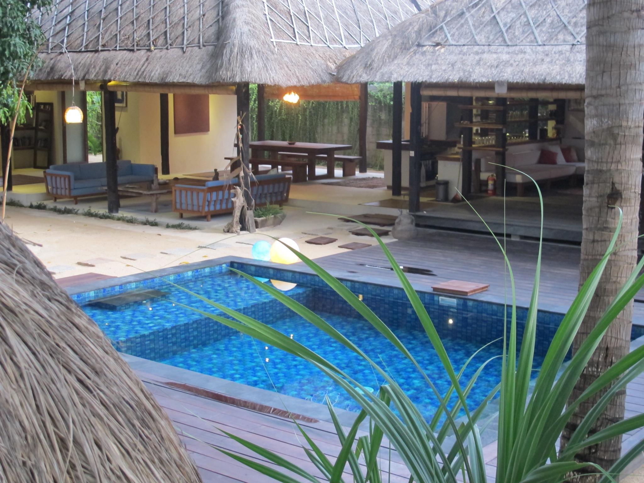 Luxury Beach Villa In Nusa Lembongan