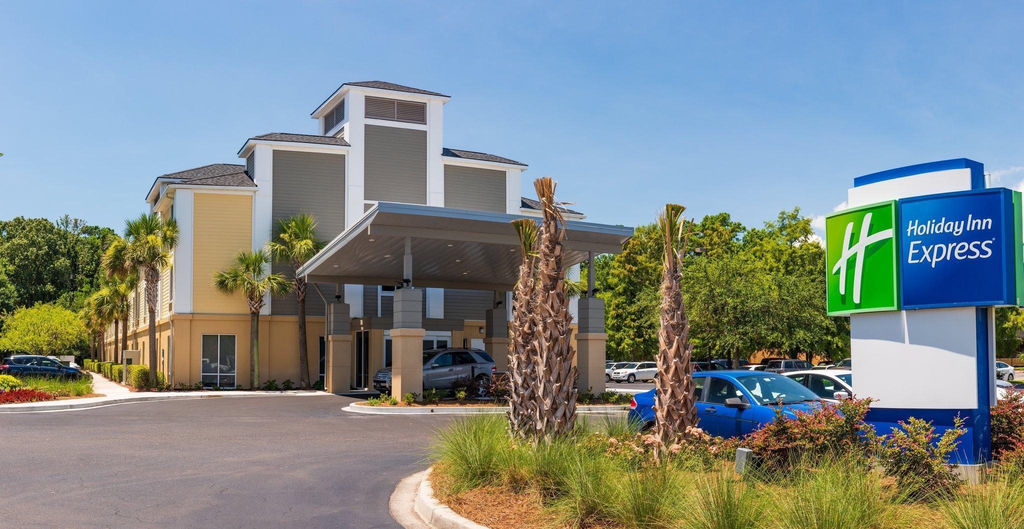 Holiday Inn Express Charleston US Highway 17 And I 526