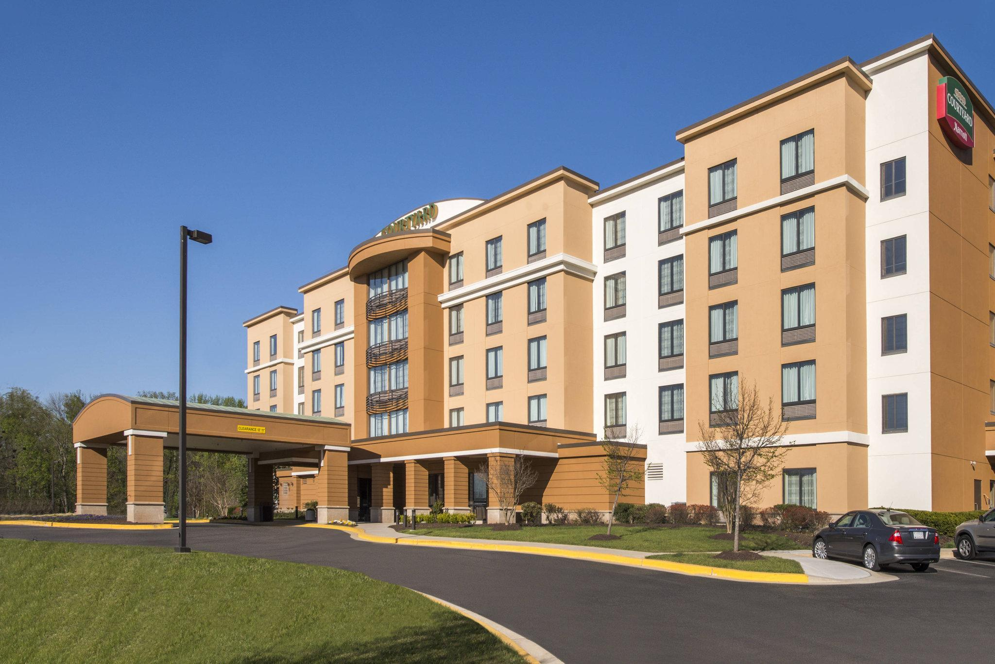 Courtyard Fort Meade BWI Business District