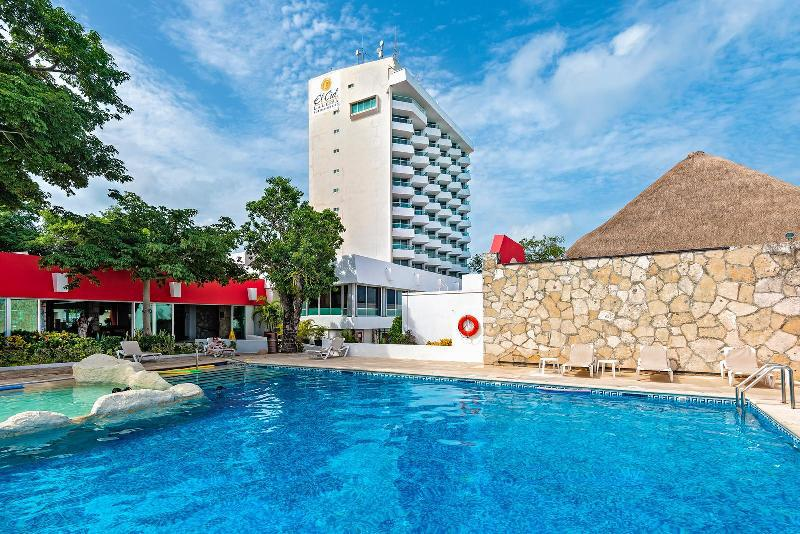 El Cid La Ceiba Beach Hotel All Inclusive Cozumel