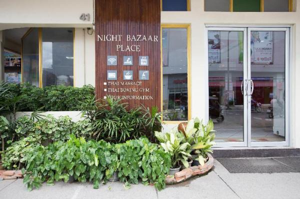 Night Bazaar Place Chiang Mai