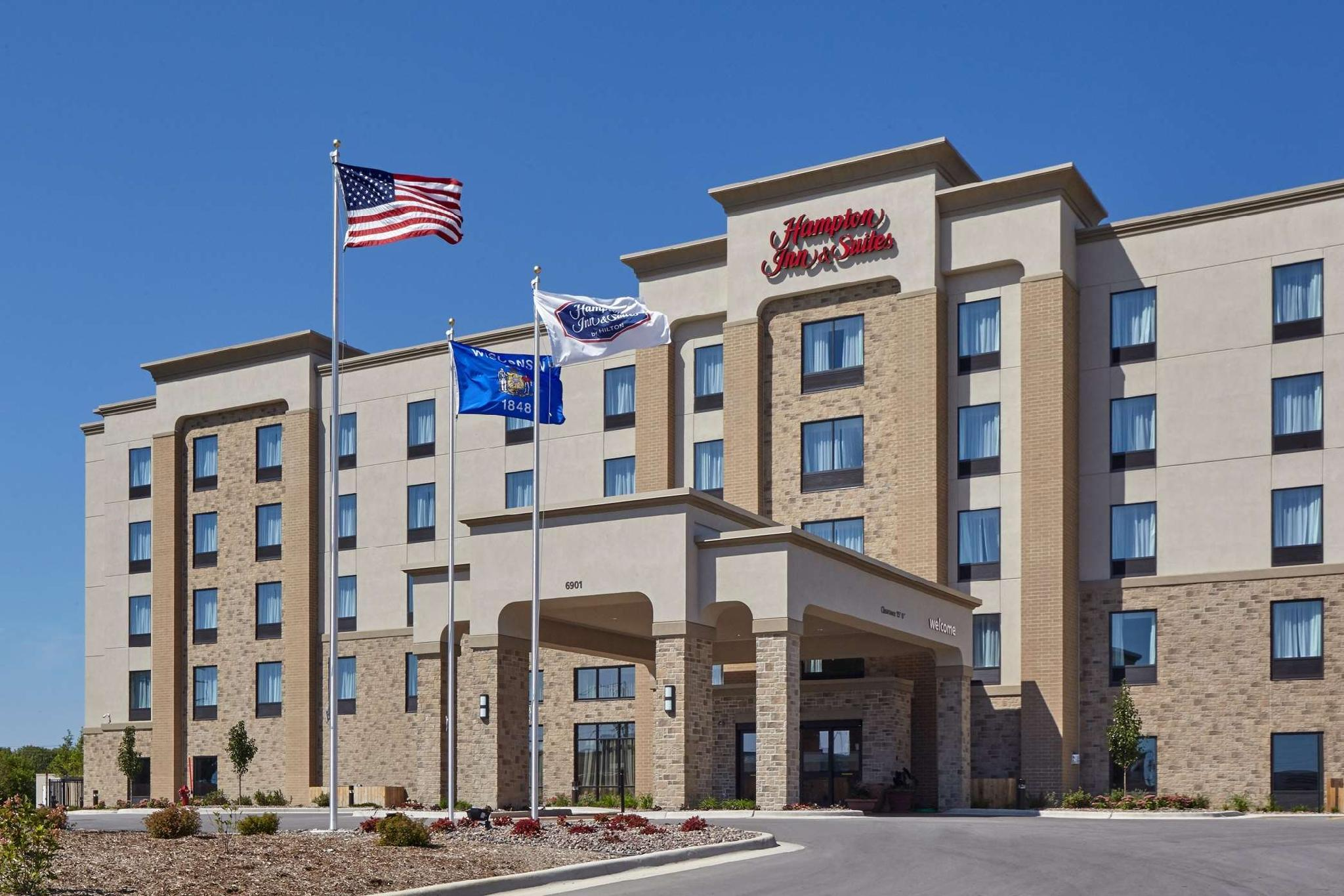 Hampton Inn And Suites Milwaukee Franklin