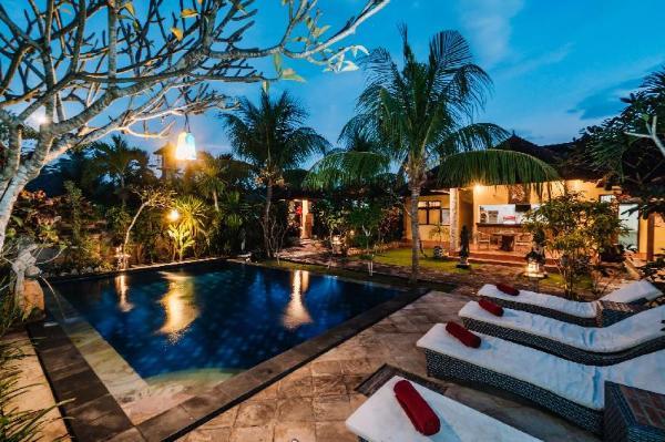 Bunda 7 Bungalows Bali