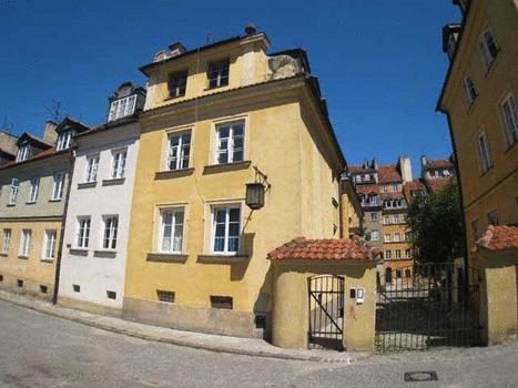 Rycerska Apartment Old Town