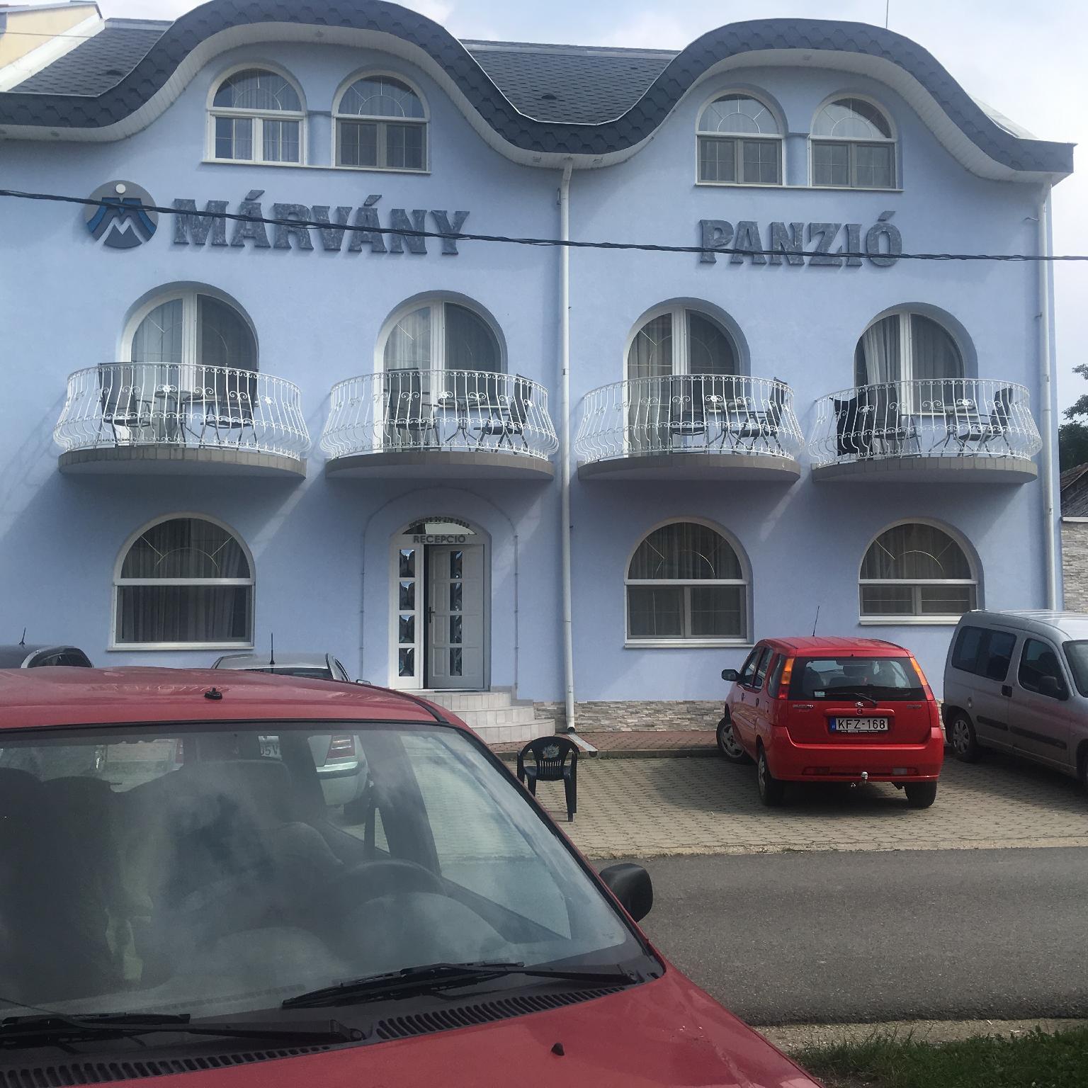 Hotel Marvany