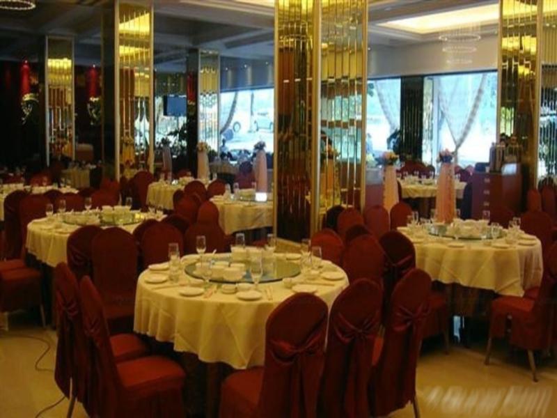 Review Jing Hua Hotel