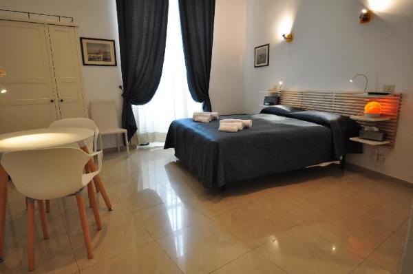 Babuino 127 Rooms Rome