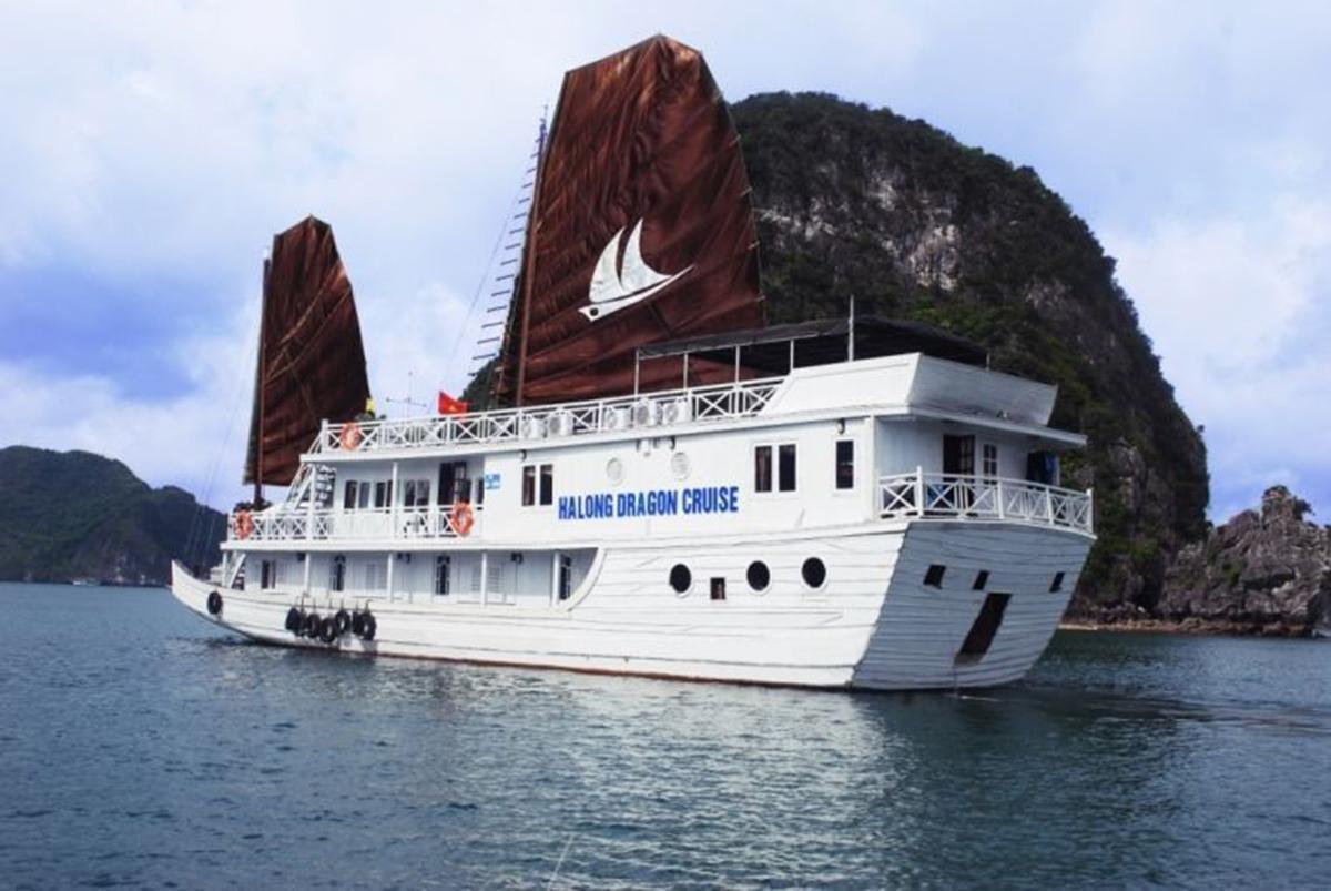 Halong Dragon Cruise