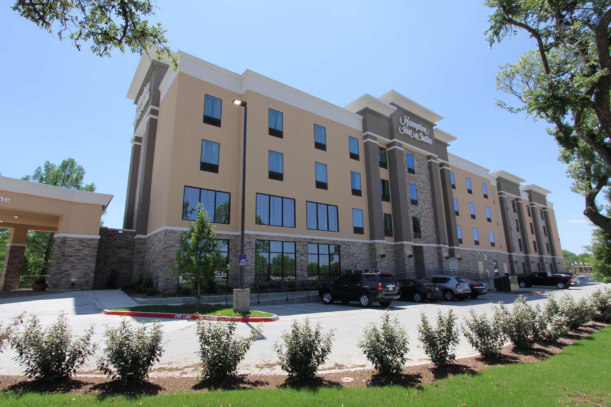 Hampton Inn And Suites Dallas Market Center
