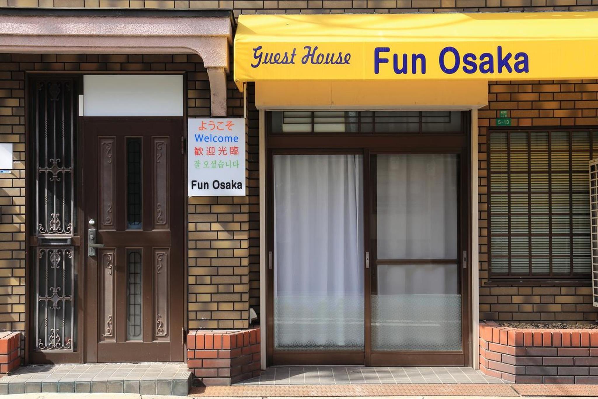 Guest House Fan Osaka