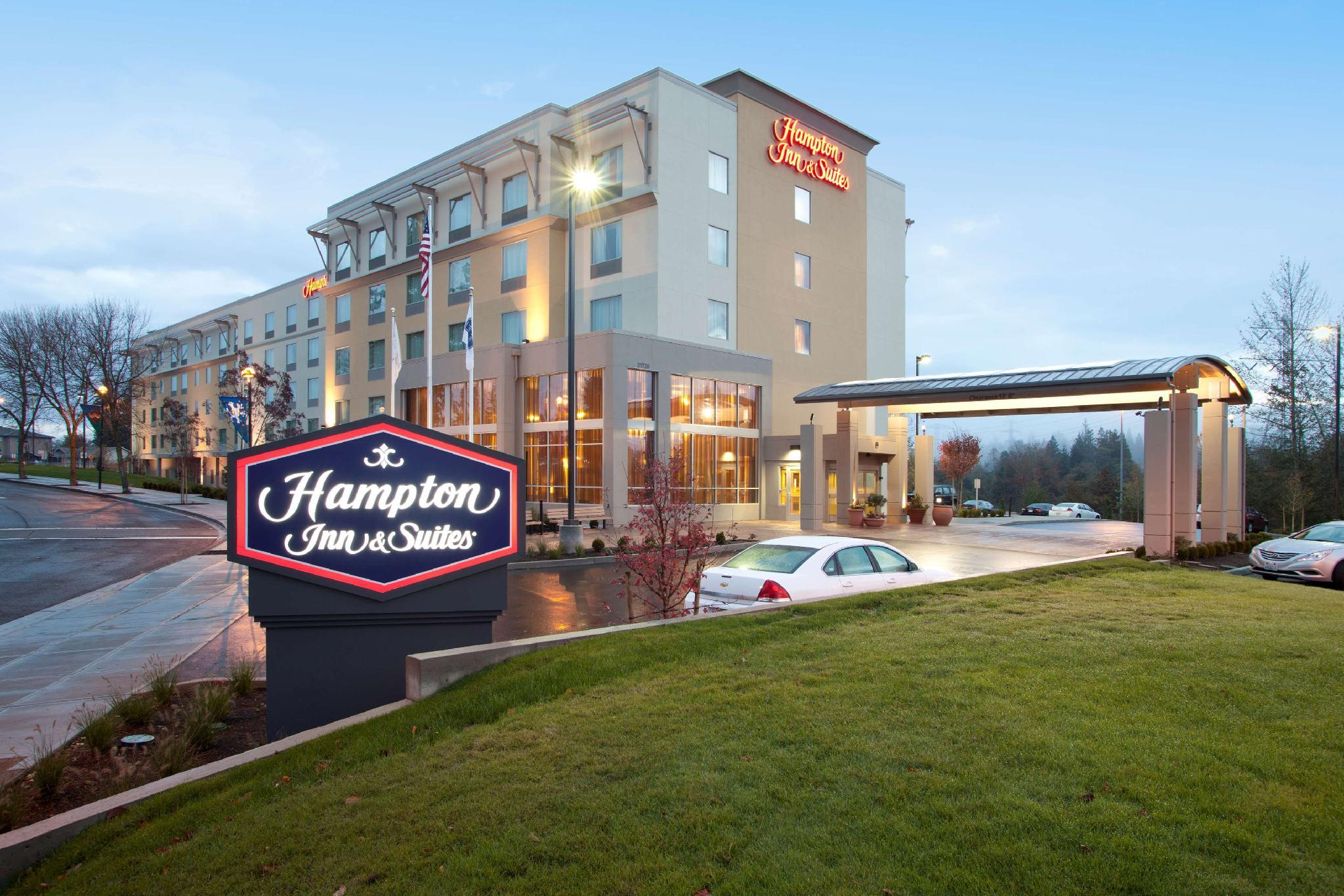 Hampton Inn And Suites Seattle Federal Way