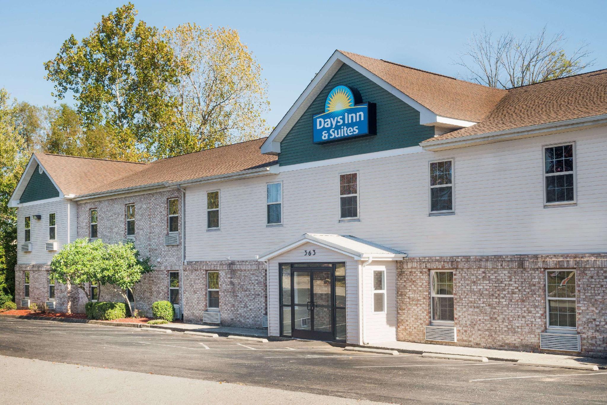 Days Inn And Suites By Wyndham Sellersburg