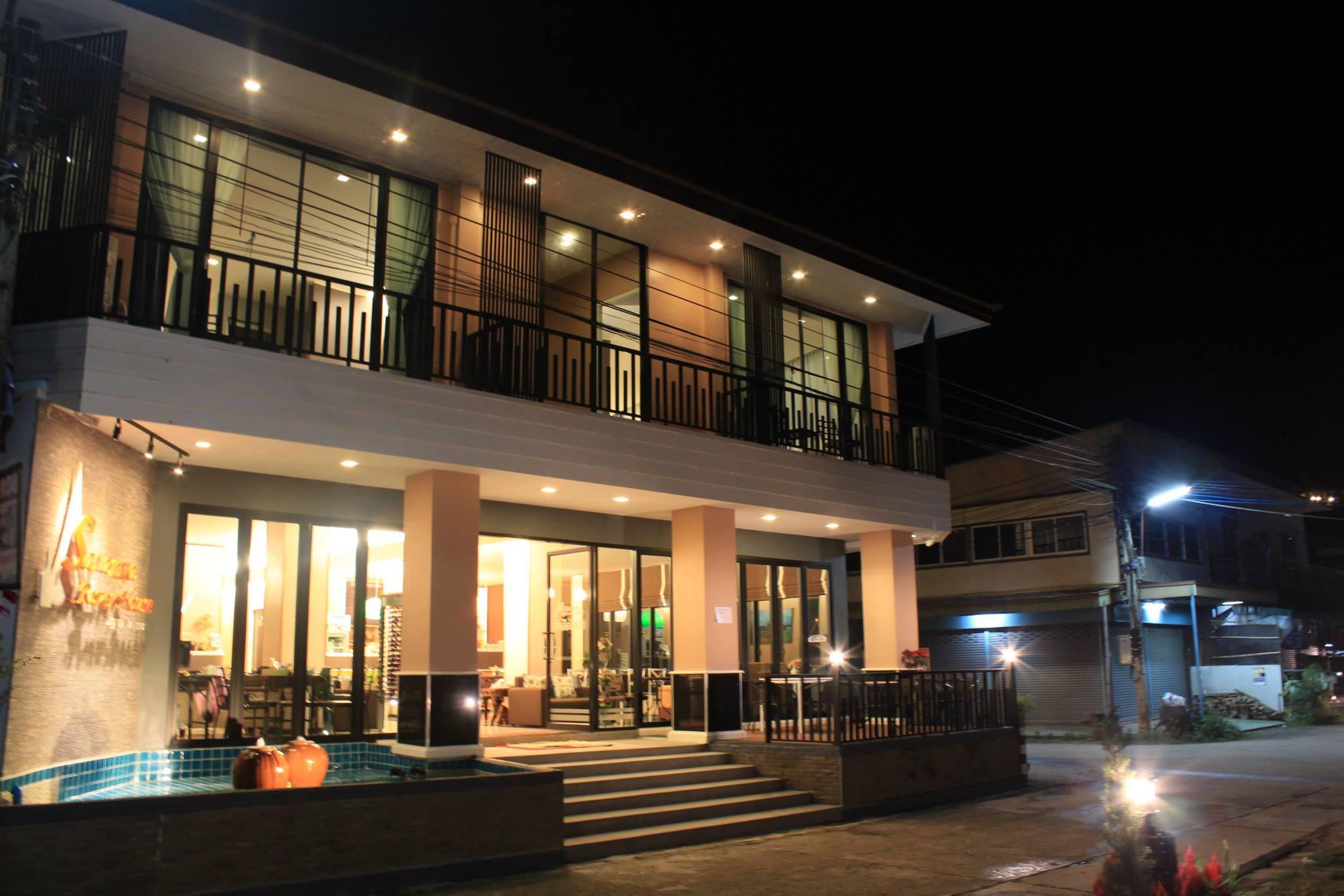Saranya River House