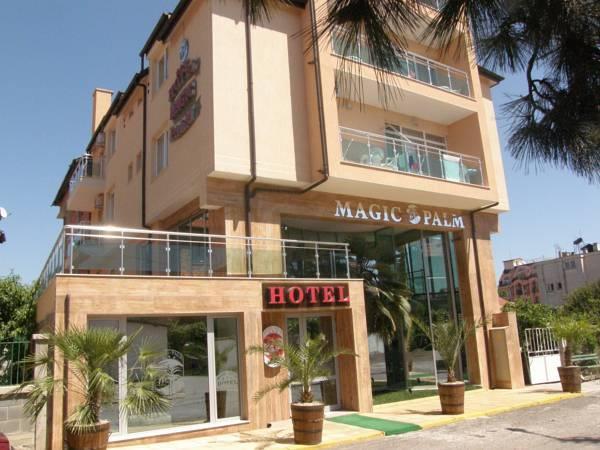 Magic Palm Hotel