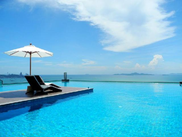 Wong Amat Beachfront Apartment Pattaya, Thailand – Wong Amat Beachfront Apartment Pattaya, Thailand
