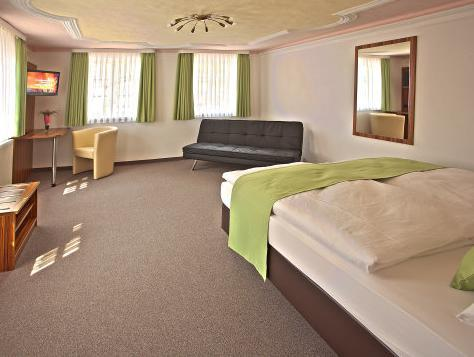 Hotel Garni Goldene Traube