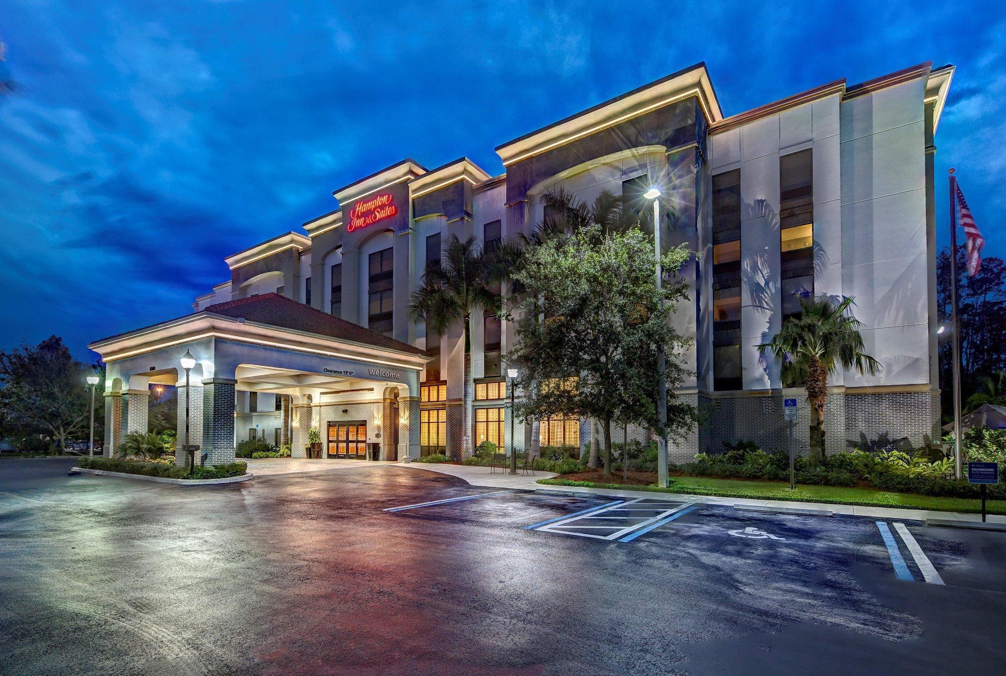 Hampton Inn And Suites Ft. Myers Estero