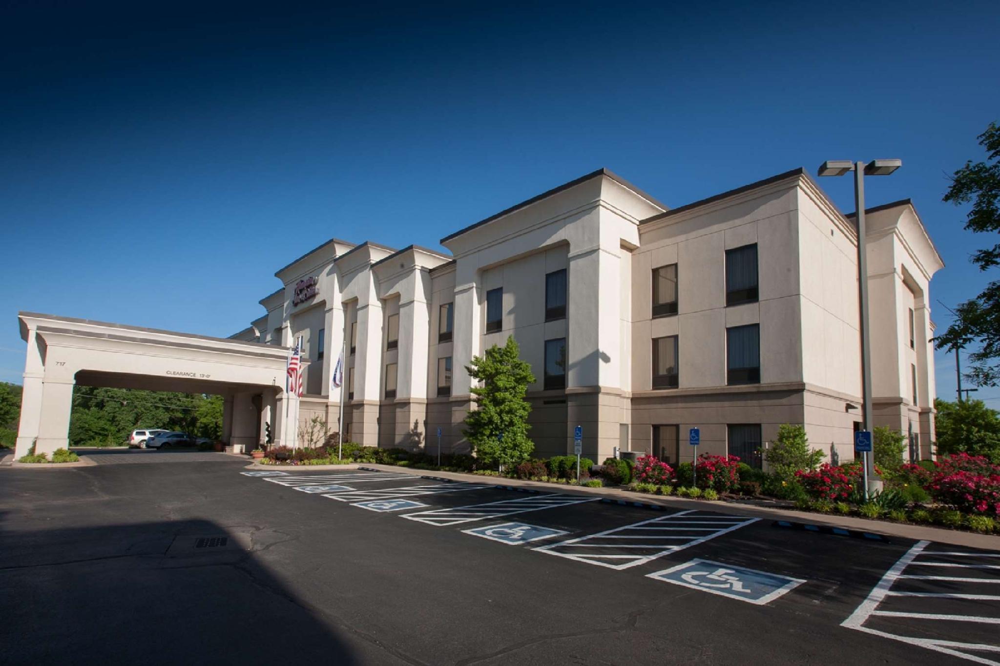 Hampton Inn And Suites Stillwater
