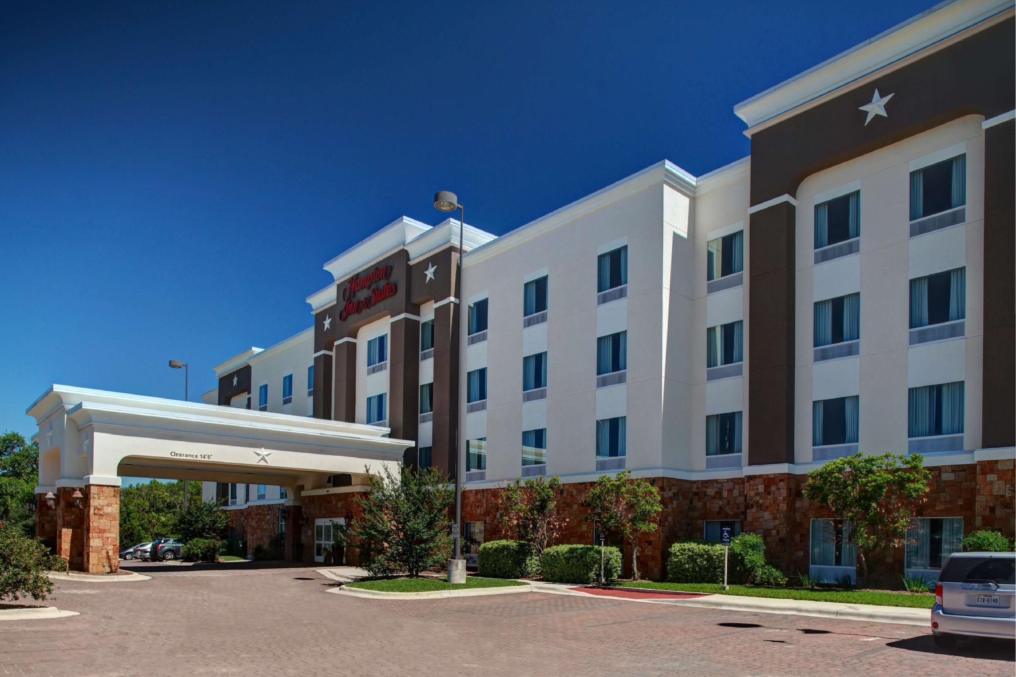 Hampton Inn And Suites Boerne