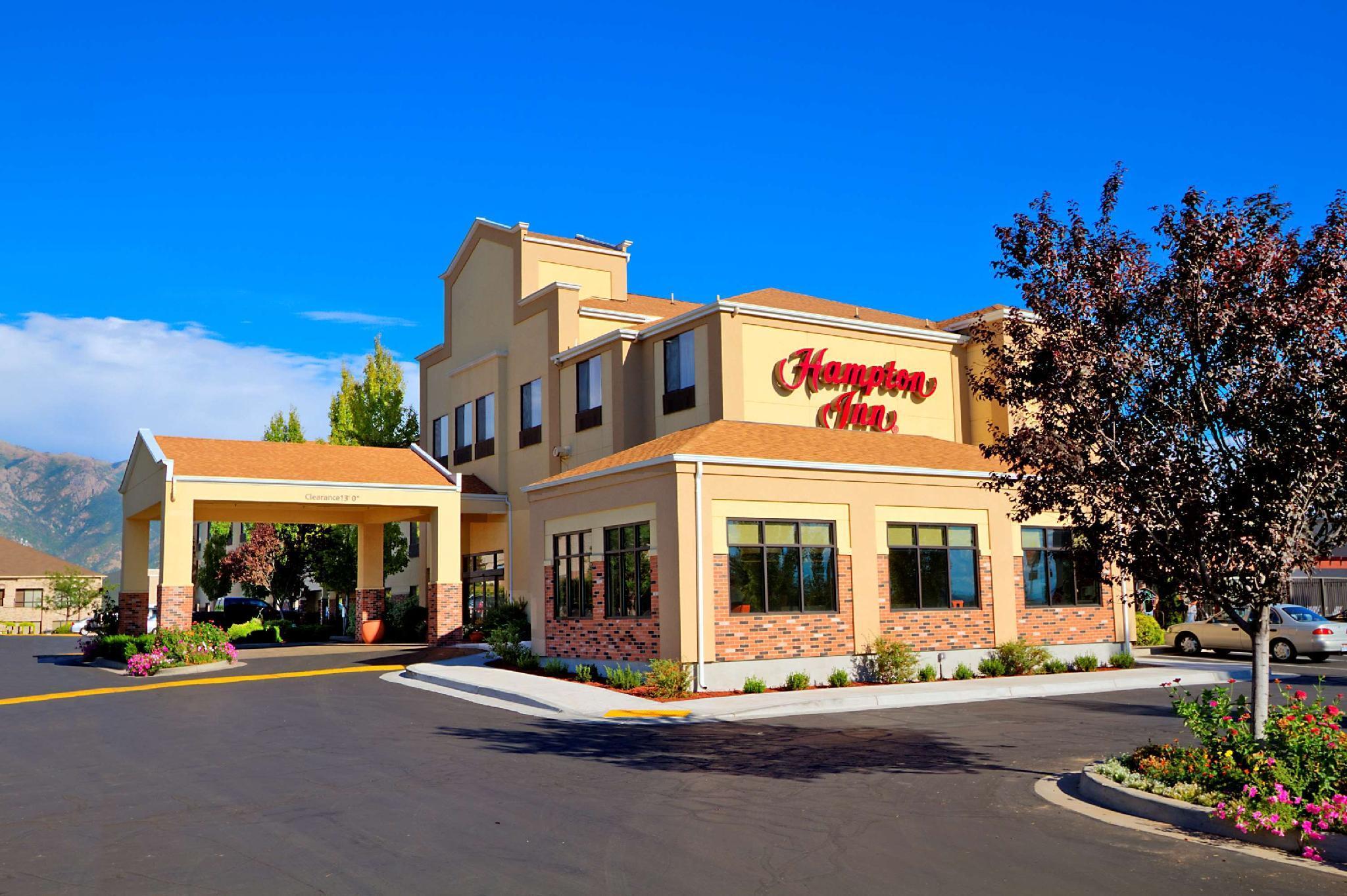 Hampton Inn Salt Lake City Layton