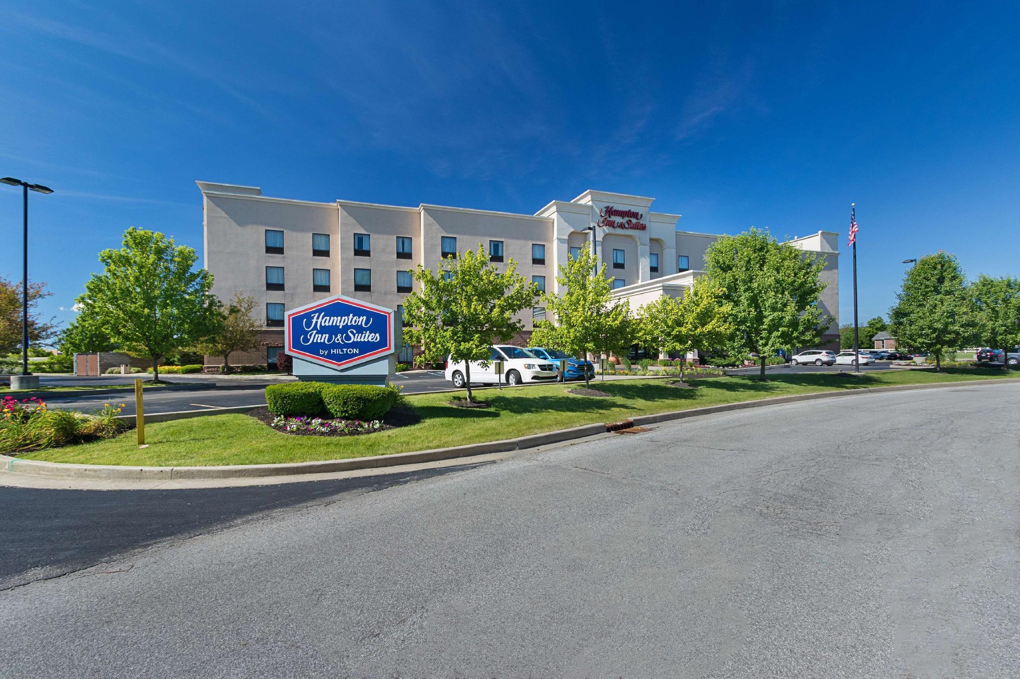 Hampton Inn And Suites Brownsburg