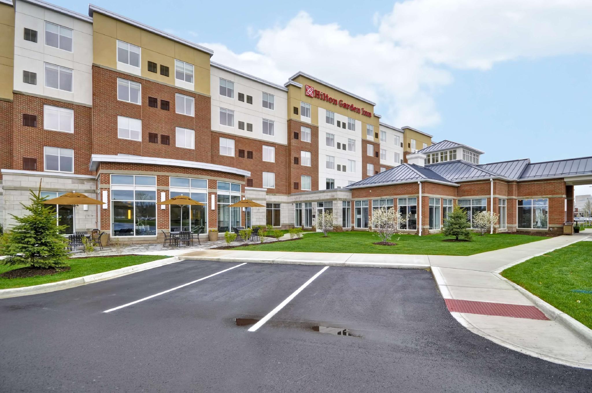Hilton Garden Inn Detroit Troy