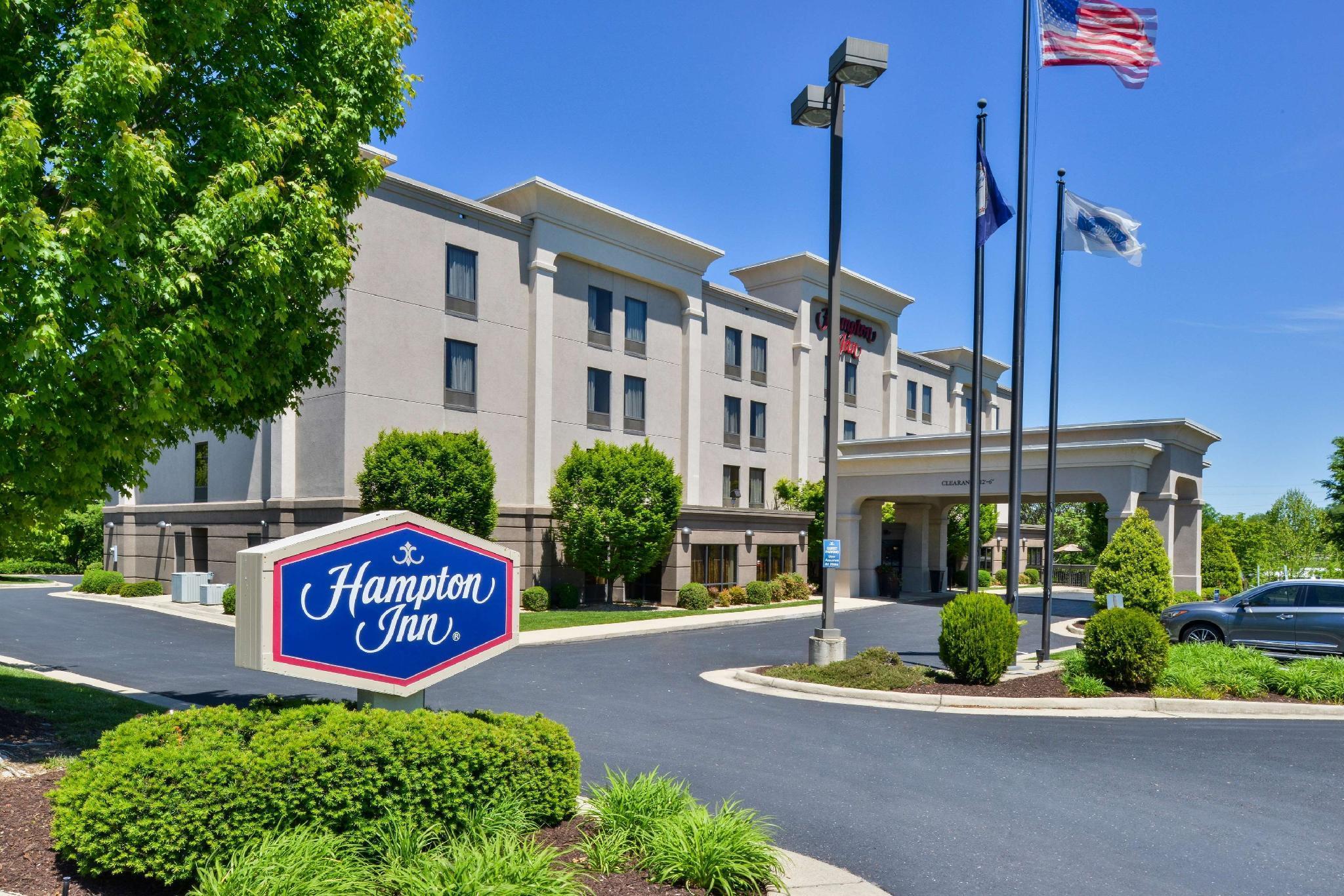 Hampton Inn Waynesboro
