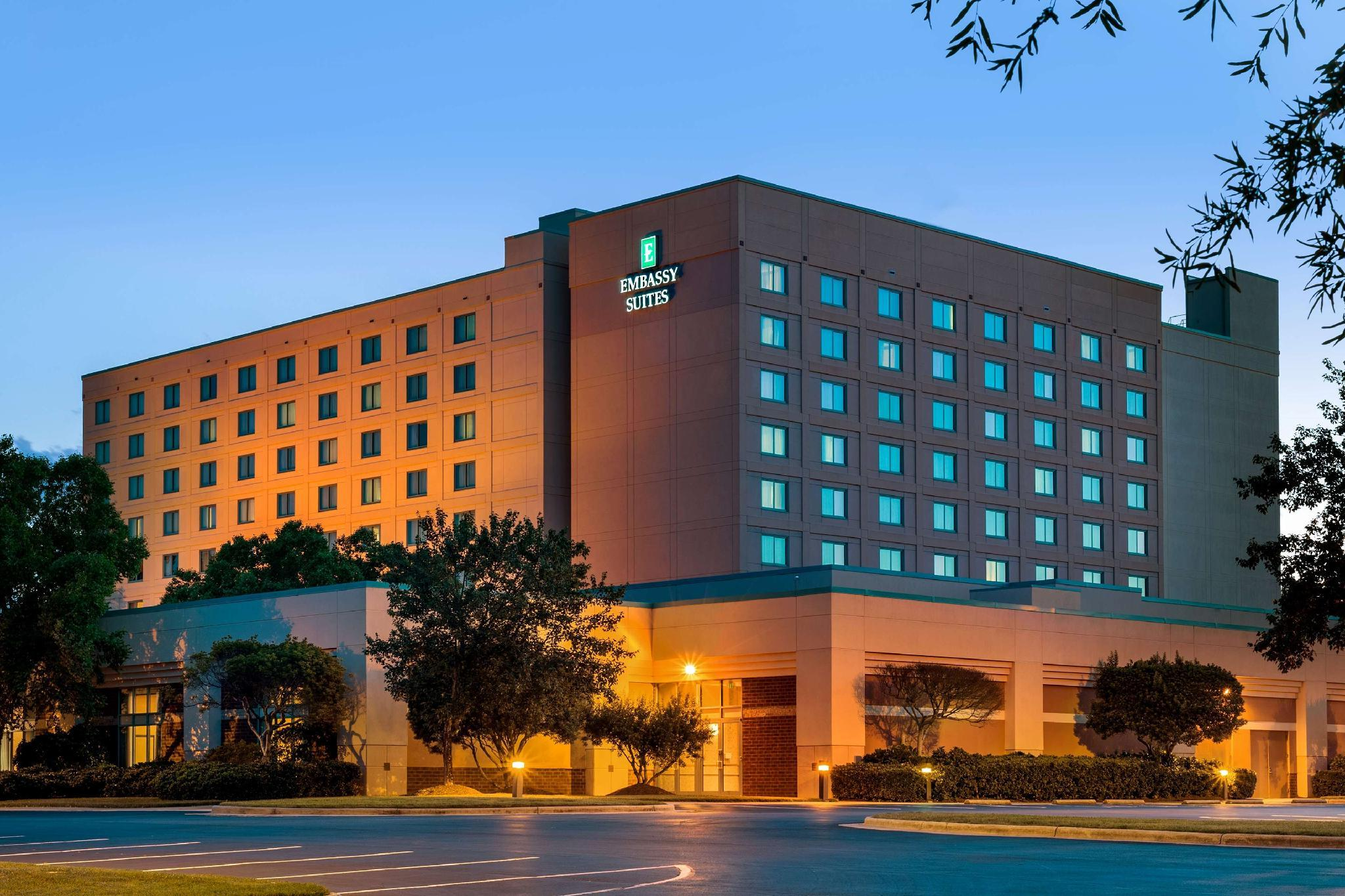 Embassy Suites By Hilton Raleigh Durham Research Triangle E