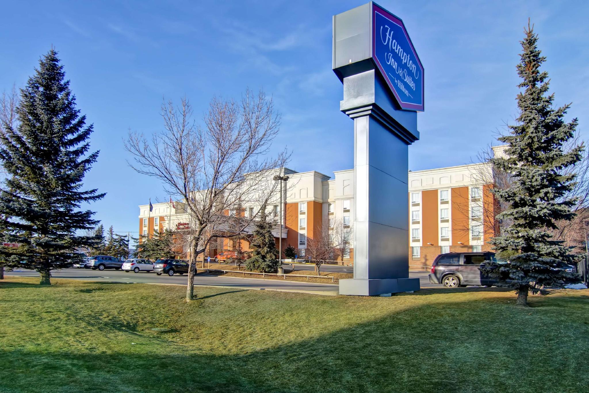Hampton Inn And Suites Calgary Airport