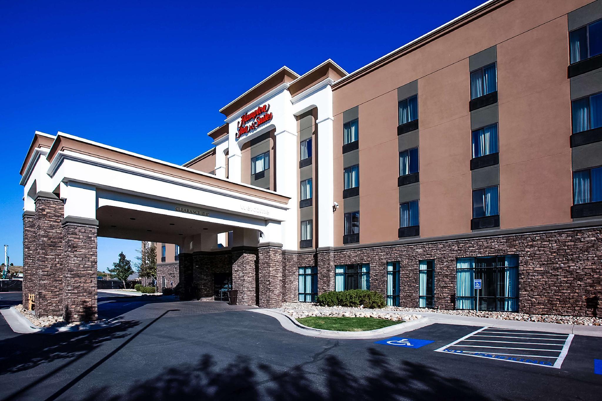 Hampton Inn And Suites Nampa @ Idaho Center