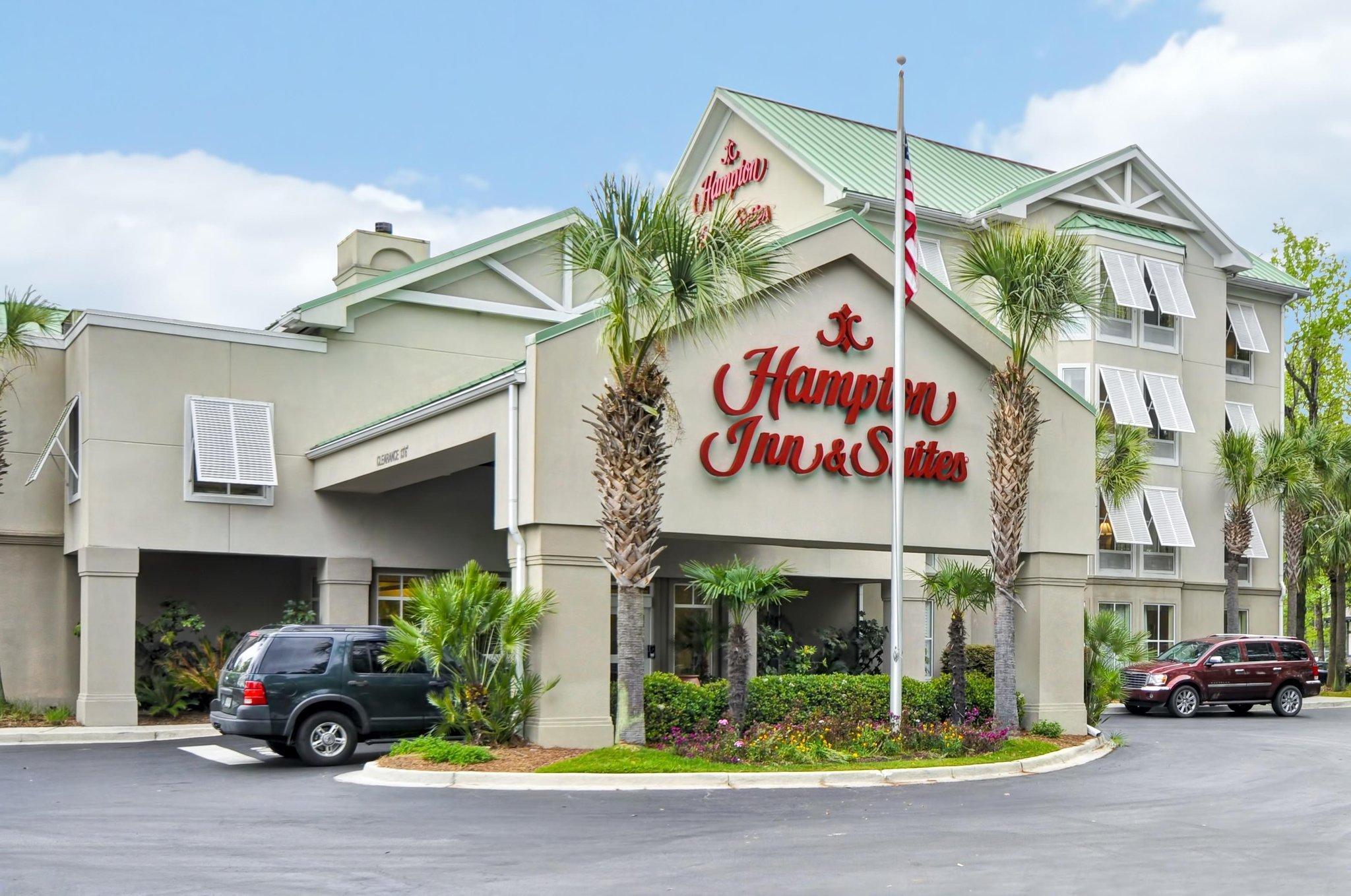 Hampton Inn And Suites Charleston West Ashley