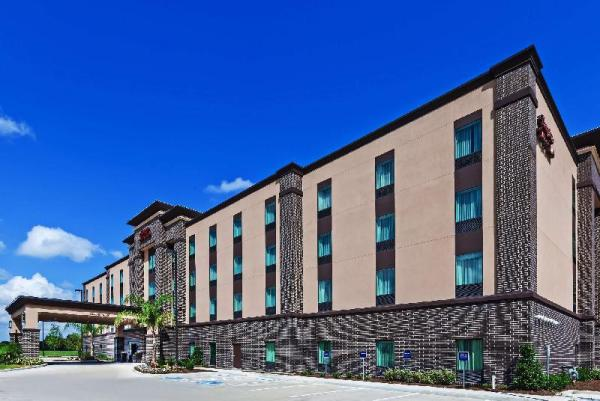 Hampton Inn & Suites Houston I 10 West Barker Cypress Houston