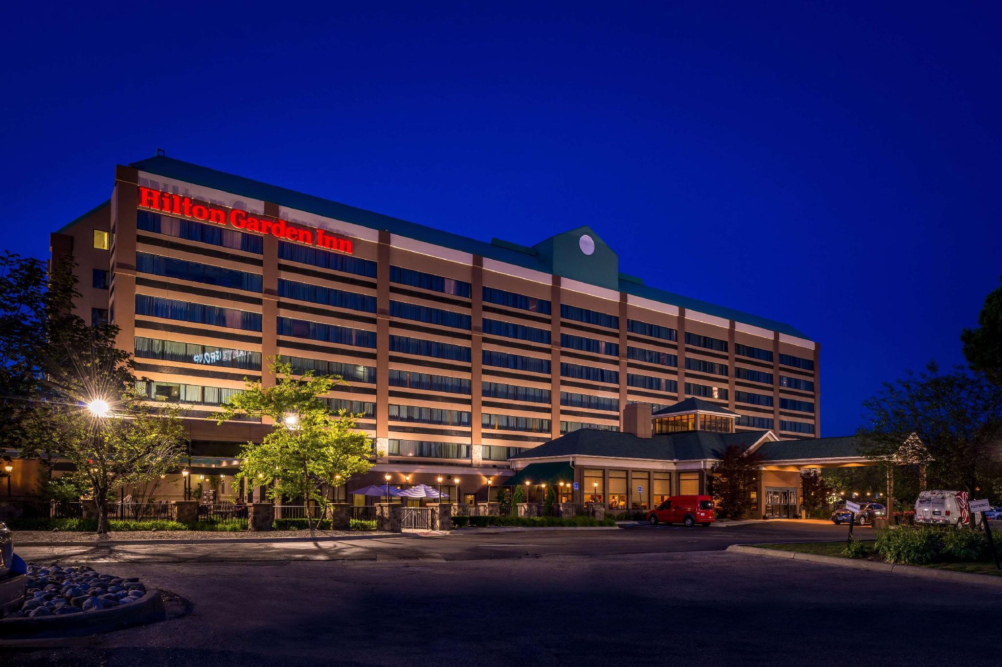 Hilton Garden Inn Detroit Southfield