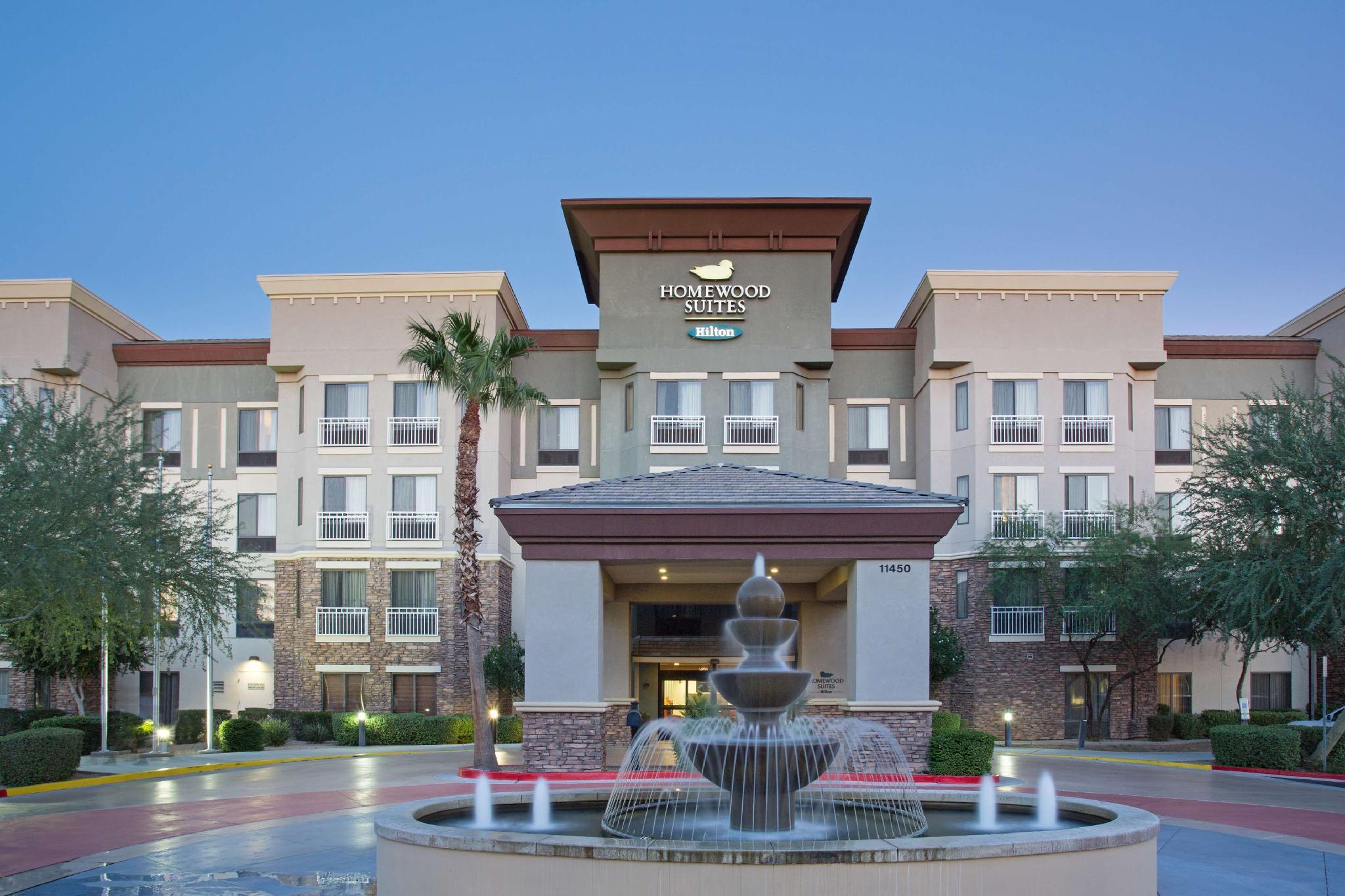 Homewood Suites By Hilton Phoenix Avondale