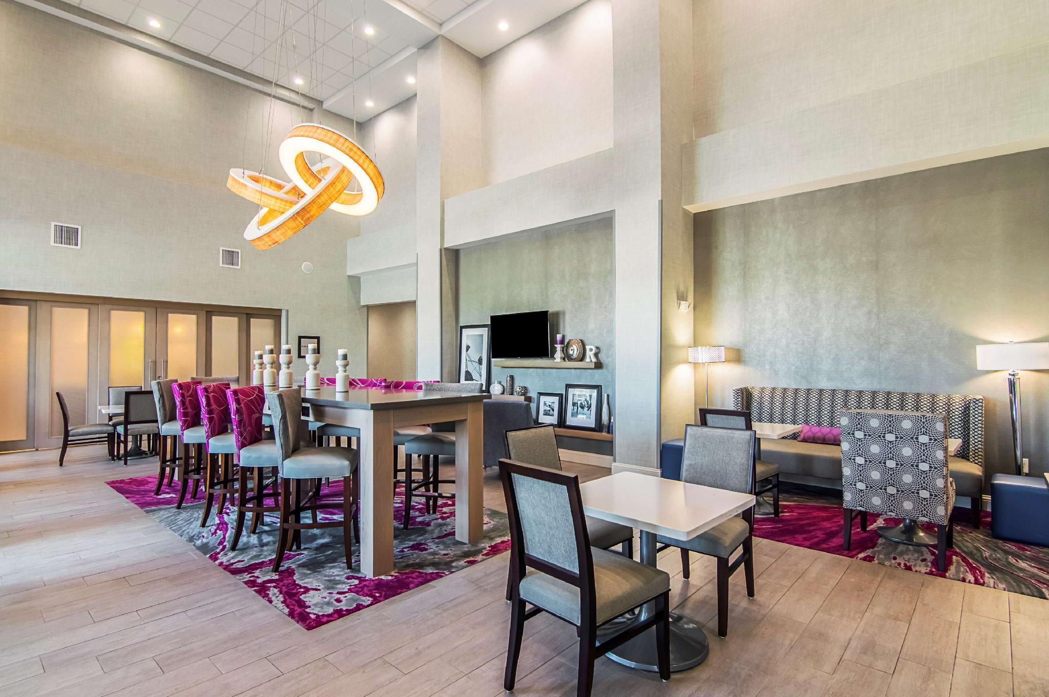 Hampton Inn And Suites Dallas Richardson