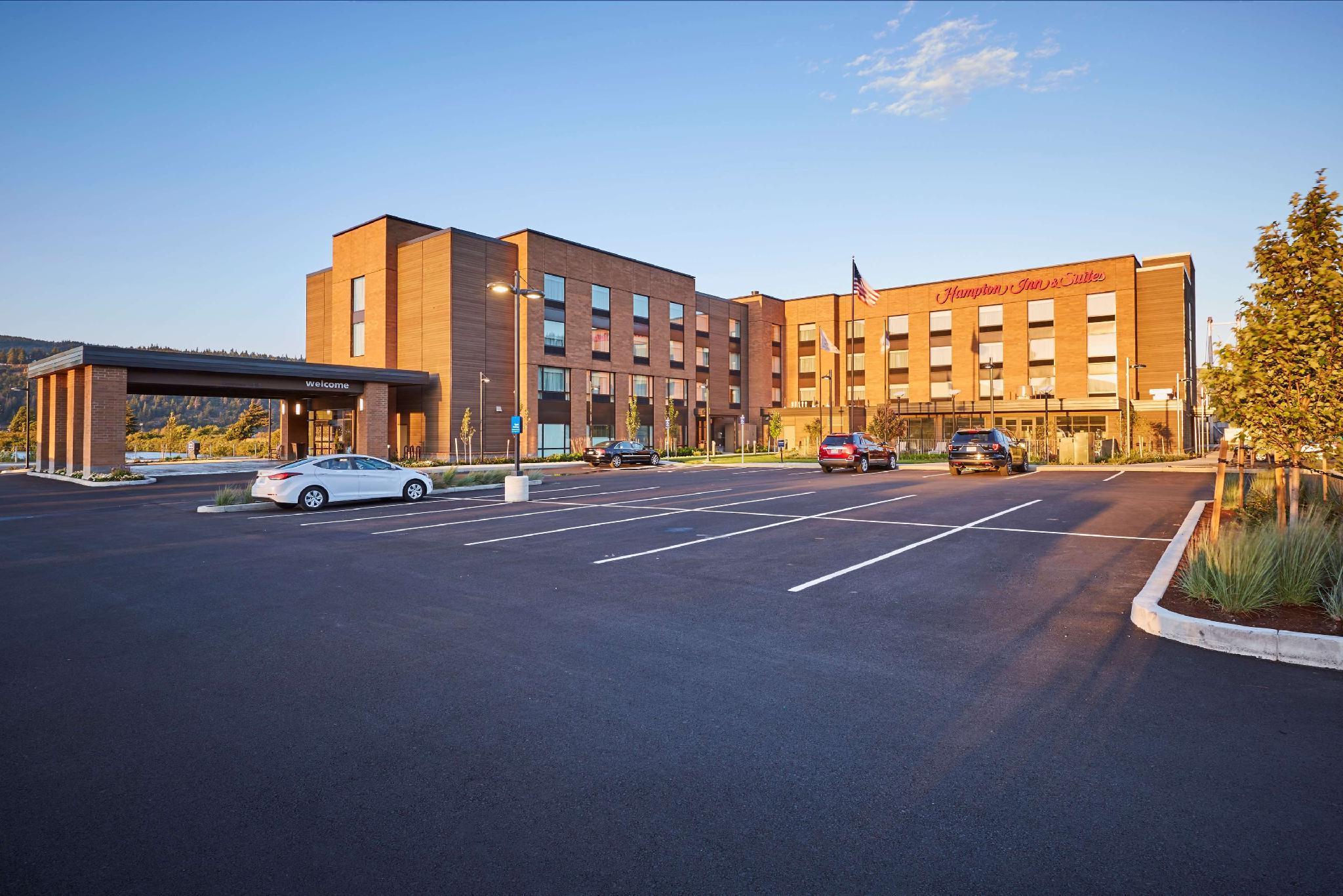 Hampton Inn And Suites Hood River