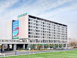 格林豪泰常州火車站北廣場商務酒店